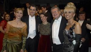 Eröffnung Wiener Opernball, Tanzschule aus Graz